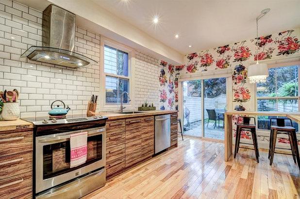 Shabby-chic Style Kitchen by LBG Interiors