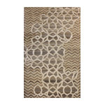 Traditional Vintage Style Persian Design Area Rug