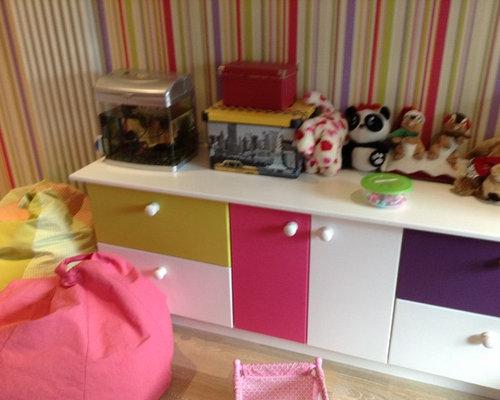 Little Girl Playroom   Houzz
