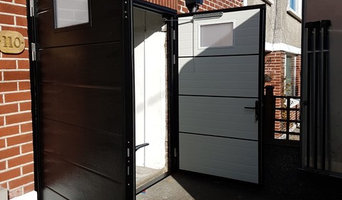 A few of our Garage Doors & Front Doors Fitted in 2018