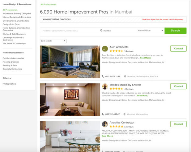 How to Use Houzz to Further Your Business