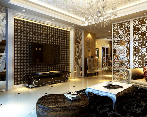 leather tile panels from royal stone and tile in los angeles home decor - Royal Home Decor