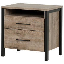 Transitional Nightstands And Bedside Tables by South Shore Furniture