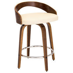 Midcentury Bar Stools And Counter Stools by ShopFreely