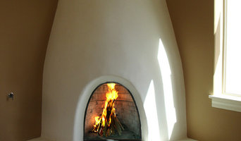 Adobelite Orno Kiva Fireplaces