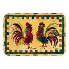 """Rooster Kitchen/Bath Mat, 20""""x30"""""""