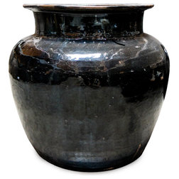 Asian Decorative Jars And Urns by Seres Collection