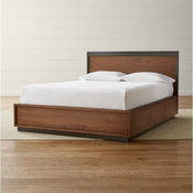 Blair Queen Storage Bed | Crate and Barrel