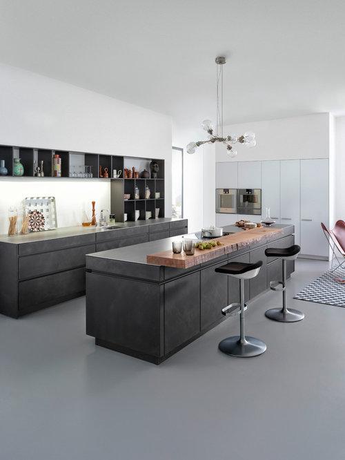 Beau Concrete Cabinets 2015