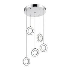 Ring Indoor Chandelier