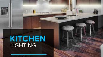 Eshinestore Puck Lights for kitchen under counter, cabinet