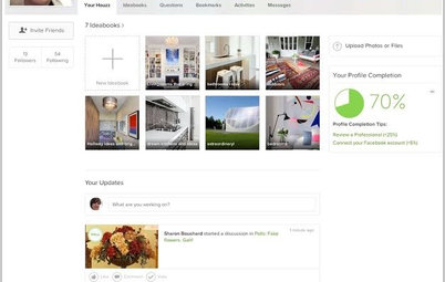 Inside Houzz: A New Look for Your Houzz User Profile