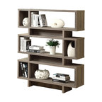Howard Bookcase, Dark Taupe