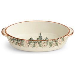 Traditional Holiday Dinnerware by Arte Italica