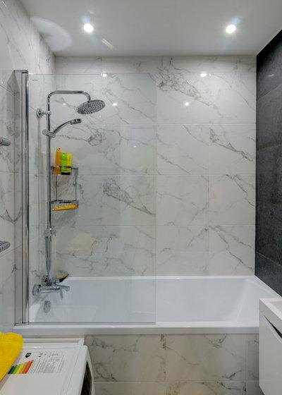 Ванная комната by Alien Design