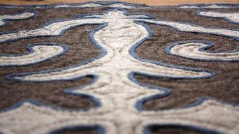 Shyrdak Teppiche