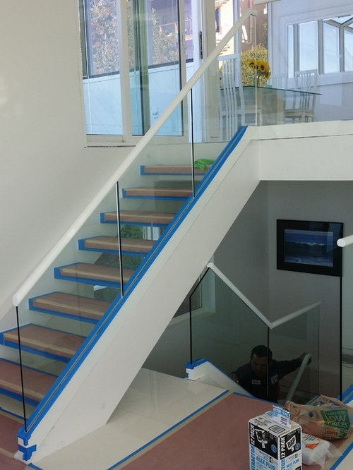 Stairwell Glass - Products