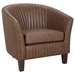 Transitional Armchairs And Accent Chairs by u Buy Furniture, Inc