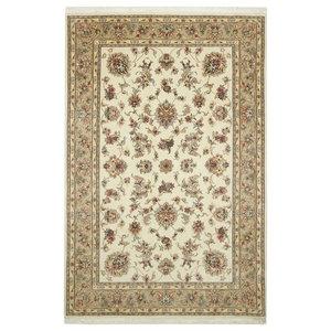 Tabriz 50Raj Persian Rug, Hand-Knotted, 302x200 cm