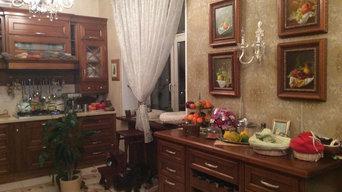 Дом и квартира. Санкт-Петербург.