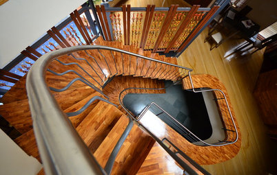 Step It Up: 9 Staircase Designs That WOW