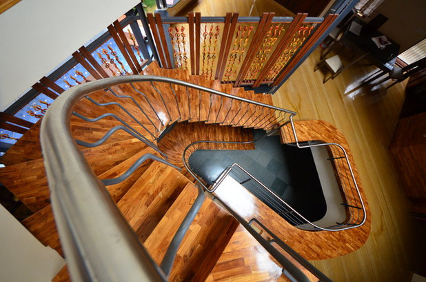 Step It Up: 10 Staircase Designs That WOW