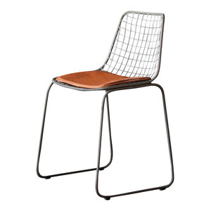Wire Steel Dining Chair