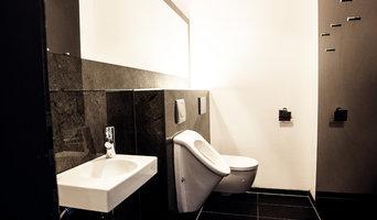 Neugestaltung eines Herren WC