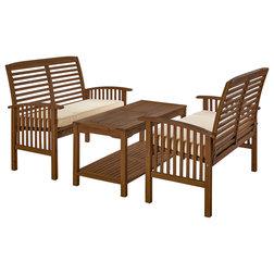 Craftsman Outdoor Lounge Sets by Walker Edison