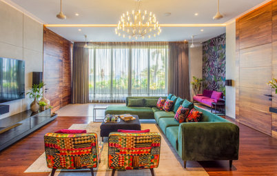 A Celebrity Couple's Chennai Home is a Melange of Decor Styles