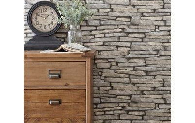 Guest Picks: Get in Touch With Textured-Effect Wallpapers