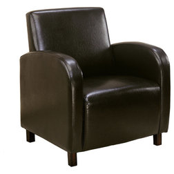 Contemporary Armchairs And Accent Chairs by Monarch Specialties