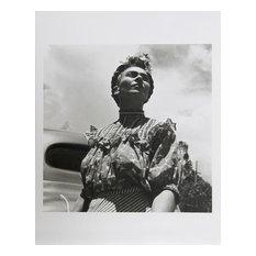 """Frida Kahlo XI"" Photograph by Leo Matiz"