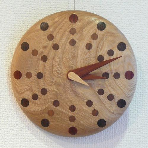 丸時計1 - 壁掛け時計