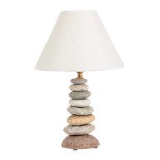 Coastal Rock Lamp   Table Lamps