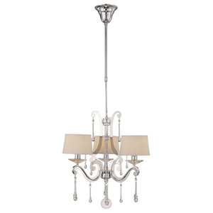 Savoy House Europe Anaïs Chandelier, 3 Lights