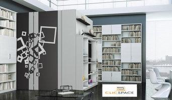 Façade CLICSPACE aprés