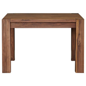 Solid Walnut Dining Table, 4 Person