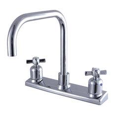 """Kingston Brass FB2141ZX 8"""" Centerset Kitchen Faucet"""