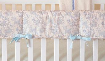 Bumper-free crib bedding