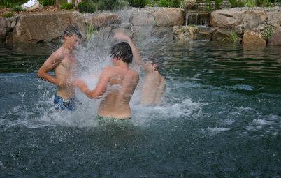 10 conseils de pro pour aménager une piscine naturelle