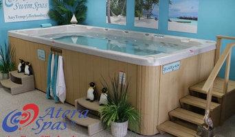 Atera AnyTemp COLD & HOT Swim Spas