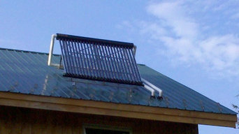 Sorrell Residence Solar Hot Water System