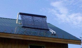 Sorrell Residence Solar Hot Water System