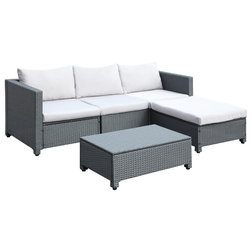 Tropical Outdoor Lounge Sets by Handy Living