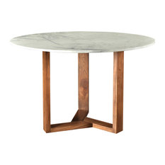 Jinxx Dining Table, White