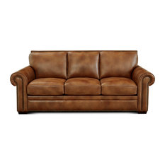 Toulouse Top Grain Leather Sofa