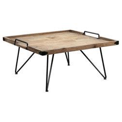Industrial Coffee Tables by Boraam Industries, Inc.