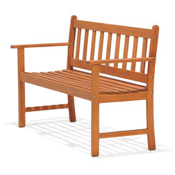 Traditional Outdoor Benches by Houzz