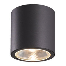 Sky, LED Outdoor Surface Mount, Graphite Grey